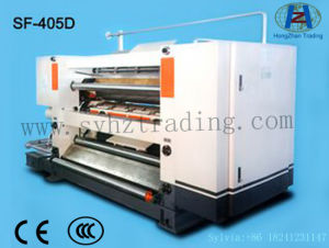 Sf-405D/360d/320d Multi-Cassette Positive Pressure Single Facer/Fingerless Single Facer