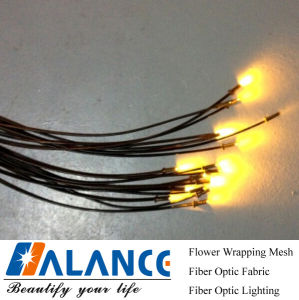 End Glow Fiber Optic Cable