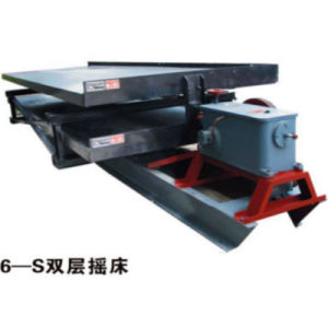 Laboratory Separating Machine Shaking Table, Tin Separator Table pictures & photos