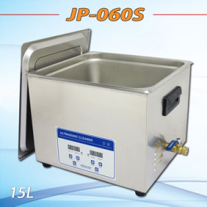 Digital Ultrasonic Sterilization Cleaner with Heating 15L (JP-060S) pictures & photos