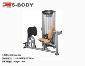 Gym Equipment/Fitness Equipment/Strength Gym Equipment/Body Building/Leg Extension pictures & photos