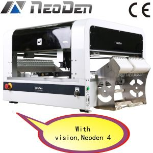 0402, BGA, SMT Pick and Place Machine with Vision (Neoden 4) pictures & photos