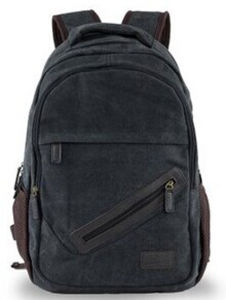 Retro Canvas Backpack for School, Travel, Climbing pictures & photos