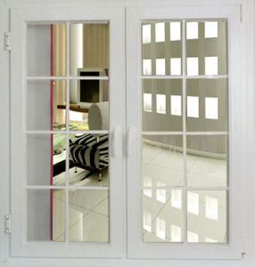 Aluminum French Window (Model 4)