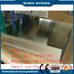Hot Dipped Galvanized Steel Plate pictures & photos