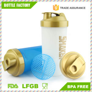1L Multifunctional Powder Protein Shaker Bottle pictures & photos