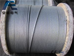 Galvanized Iron Wire for Fence, Binding Wire and Christmas Tree