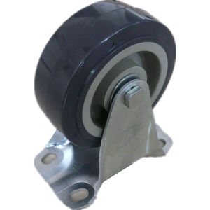 PU Wheels Swivel/Fixed/Brake Caster for Platform Trucks pictures & photos