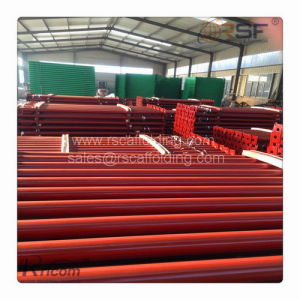 Moderate Price Adjustable Scaffolding Steel Telescopic Prop pictures & photos