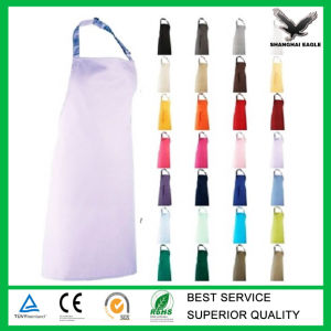 Cheap Advertising Disposable Plastic Apron pictures & photos