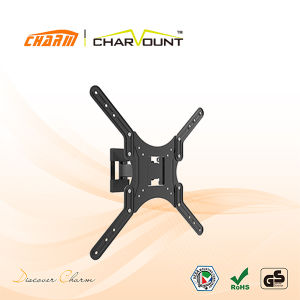 "17""-55"" Articulating Swivel Arm Left and Right TV Cantilever Wall Mount Bracket (CT-LCD-T503C) pictures & photos"