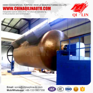 Fibre Glass Double Layer Underground Oil Storage Tank pictures & photos