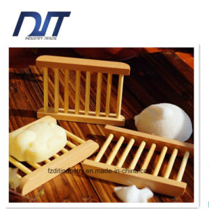 Eco Friendly Simple Shower Natural Wood Soap Box