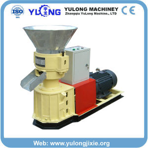 Wood Sawdust Pellet Press Machine Suitable for Home Use pictures & photos
