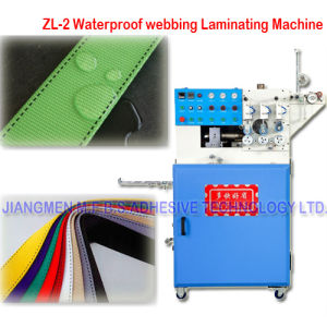 Waterproof Webbing Laminating Machine