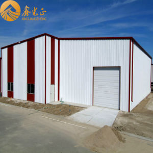 High Quality Prefab Steel Structure Warehouse (SS-346) pictures & photos