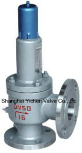 Spring Low Lift Type Pressure Safety Valve (A42) pictures & photos