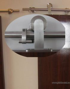 Sliding System Foe Wood Door