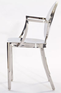 China Classic Chrome Steel Kong Ghost Chair pictures & photos