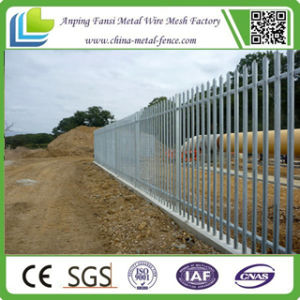 Low Price Picket Palisade Fence for UK pictures & photos