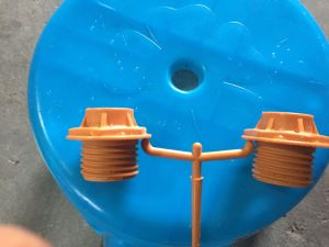 Plastic Injection Molding for Pve Pipe elbow pictures & photos