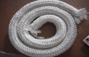 Glass Fiber Square Rope for Keeping Warm and Insulating Against Heat pictures & photos