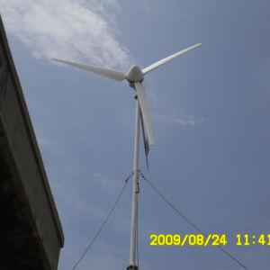 3kw Horizontal Low Noise Wind Turbine Generator pictures & photos
