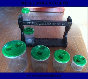 Plastic Household Food Storage Container Mould pictures & photos