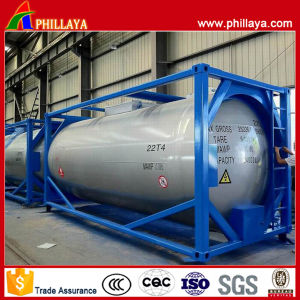 24000 Liters 20ft LPG ISO Tank Container pictures & photos