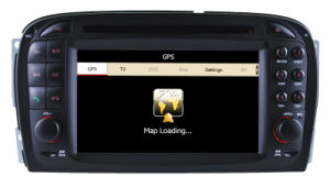 Car Audio for SL-R230 (2004.7-2009) DVD Navigation with iPod with MP4 with TV for M. Benz (HL-8800GB) pictures & photos