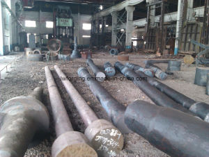 Gear Shaft Made in China with Forged Tec pictures & photos