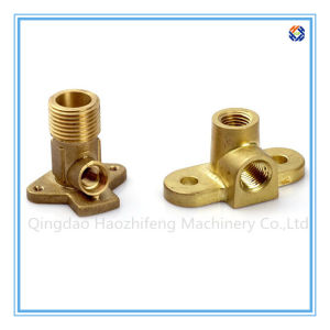Brass Terminal Auto Parts by Forging Precessing pictures & photos