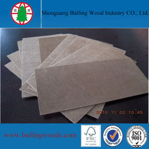 1220*2440mm High Density Plain Hardboard