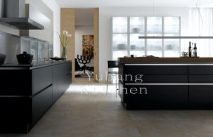 Baked Paint Kitchen Cabinet (M-L61) pictures & photos