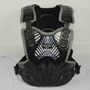Black Motorcross Racing Body Armor Spine Chest Protector (MAJ04) pictures & photos