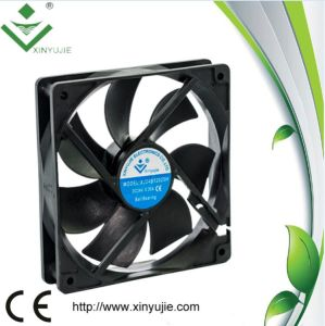 120mm DC Brushless Fan 12V 24V Cooling Fan 120X120X25mm pictures & photos