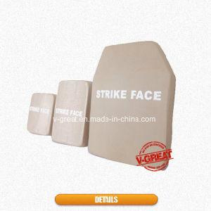 Single Curve Hard Armor Plate Nij III IV Ceramics pictures & photos