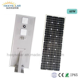 60W All in One Solar Street Light with Ce RoHS IP65 Integrated Type pictures & photos