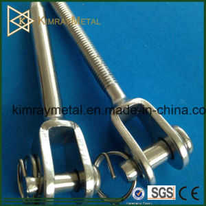 Stainless Steel Jaw / Fork Swaged Terminal pictures & photos