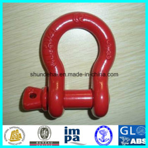 Us Type Forged Shackle for Connecting/ Lifting pictures & photos
