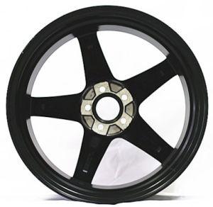 New Deisgns Advanti Wheel Alloy Wheel Auto Parts Double Color Wheel pictures & photos