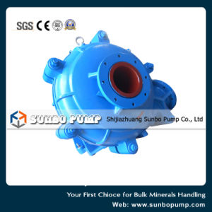 Heavy Duty Mineral Processing Centrifugal Slurry Pump pictures & photos