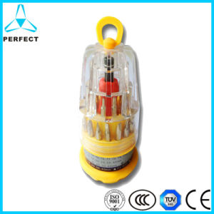 Cr-V Steel PP Handle Mini Screwdriver Set pictures & photos