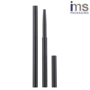 Round Plastic Automatic Pen Case pictures & photos