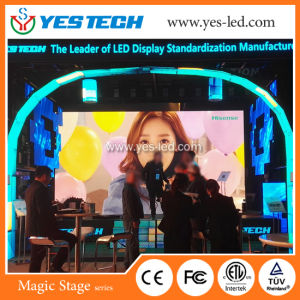 Magic Stage Supreme Series Rental Using LED Display for Stage Events pictures & photos