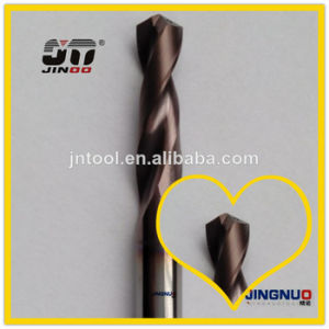 High Speed Solid Tungsten Carbide Taper 2 Flute Drill Bits for Wood pictures & photos