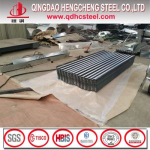 ASTM A653 Hot DIP Galvanized Corrugated Steel Roofing Sheet pictures & photos