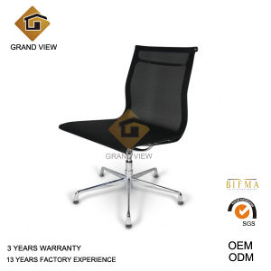 Black Mesh Conference Furniture Swivel Chair (GV-EA105mesh) pictures & photos