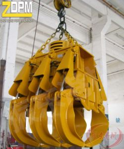 Electric Hydraulic Timber Grab pictures & photos