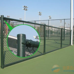 Chain Link Fence Panel /Chain Link Wire Fence/Galvanized Chain Link Wire Mesh pictures & photos
